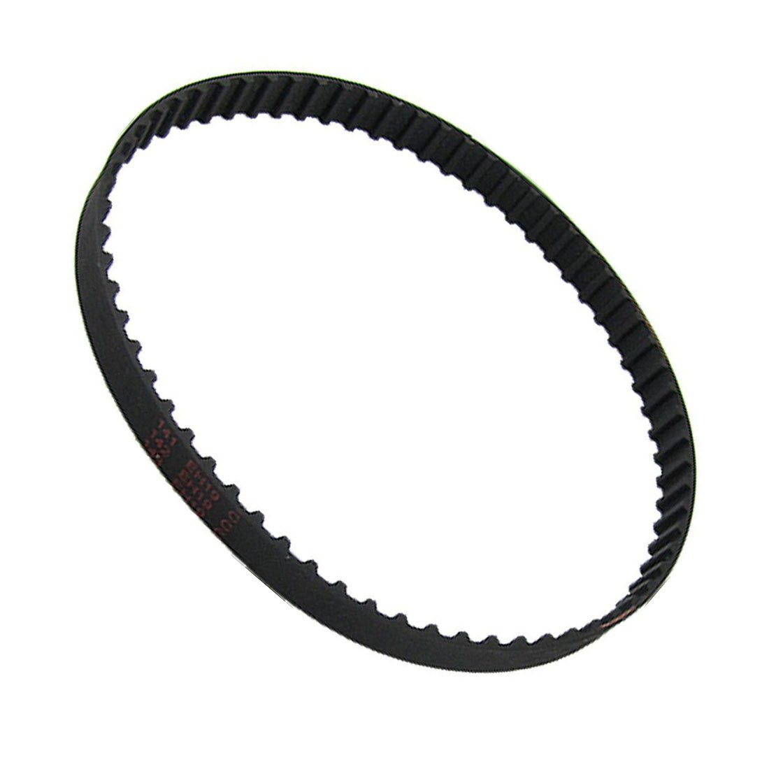 Cikuso 130XL 5.08mm Pitch 10mm Width 65 Teeth Black Synchronous Timing Belt