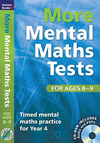more mental maths tests for ages 8 9 timed mental maths practice