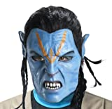 Avatar Deluxe Foam Latex Mask, Jake Sully