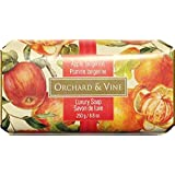 Orchard & Vine Apple Tangerine Luxury Soap - 8.8 oz bar by Orchard & Vine