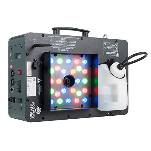 American DJ Fog Fury Jett Pro   1550 watts, quick heat time, includes wireless remote, dmx on board, fluid level indicator ()