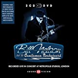 Live In Concert At Metropolis Studio [2CD+DVD] by Bill Nelson And The Gentlemen Rocketeers
