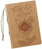 QMx Harry Potter Marauder's Map Journal