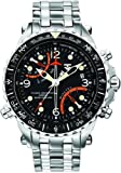 TX Men's T3B901 730 Series Classic Fly-back Chronograph Dual-Time Zone Watch, Watch Central