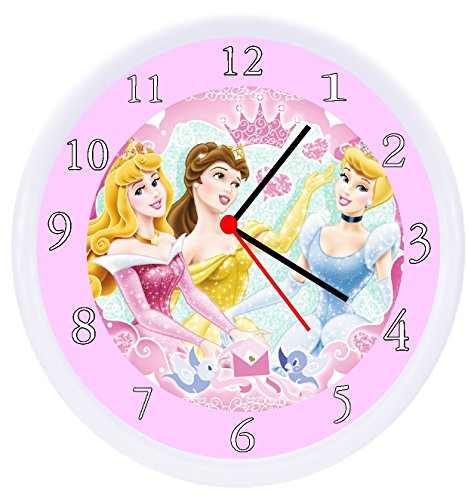 Disney Princess Wall Clock (Wall Clock Princess)