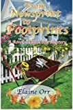 From Newsprint to Footprints: A River's Edge Cozy Mystery (River's Edge Cozy Mysteries) (Volume 1)