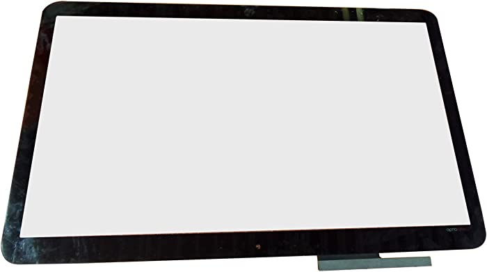 """17.3"""" Touch Screen Digitizer Front Glass Replacement Panel for HP Envy TouchSmart 17J 17T-J000 17-J000 17-j020us (Non-LCD)"""