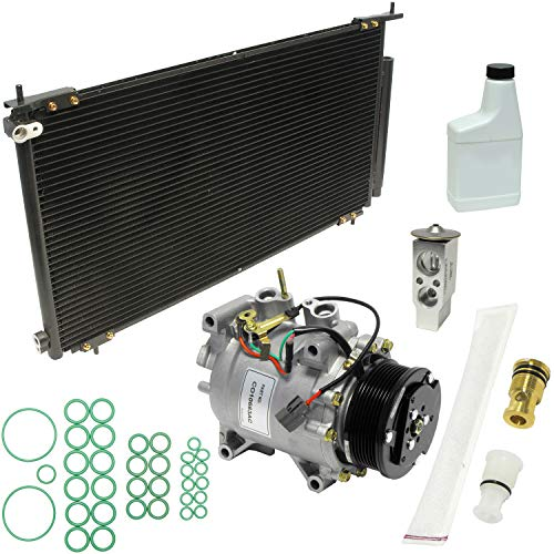 New 1050042 A/C Compressor and Component Kit