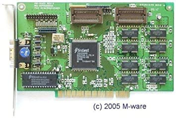 TRIDENT 9440 PCI 64BIT DRIVER
