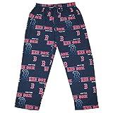 BIG & TALL BOS RED SOX: Mens Fall / Winter Pajama Pants
