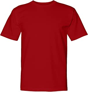 product image for Bayside Adult American Pride Short Sleeve Crewneck T-Shirt