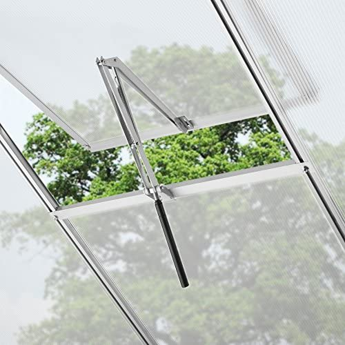 Automatischer Fensteröffner Fensterheber für Gewächshaus Gartenhaus ohne Strom
