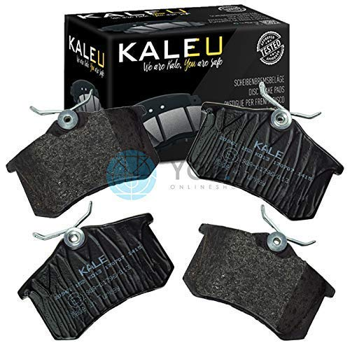 Kale 1H0690451 Rear Axle Set of Brake Pads Brake Pads: