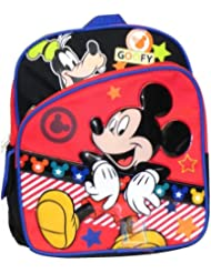 Mickey Mouse & Goofy 12 Backpack - BRAND NEW