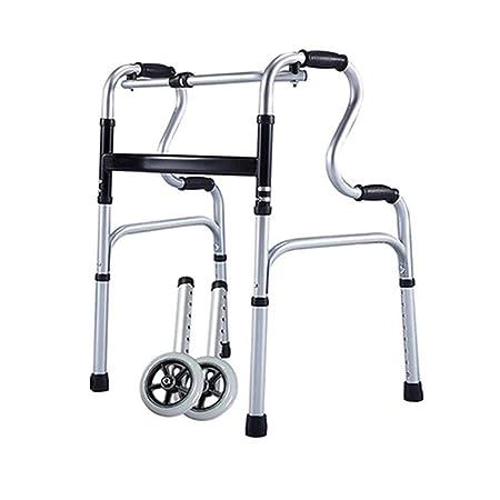 PENGJIE-Walking Aid Andador Plegable Vertical Bariátrico ...