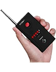 Hangang RF Detector de Metales de Detector de Metales Antiácaros Anti Espionaje de Señal de Detector Todopoderoso Cámara Oculta de Laser de Lente GSM de Dispositivo de Finder (CC308 - 2)