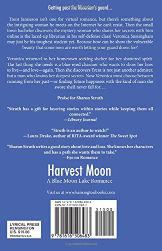 Harvest Moon: Sharon Struth: 9781616506483: Amazon com: Books