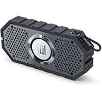 Ful portable Rugged wireless Bluetooth speaker - Gray
