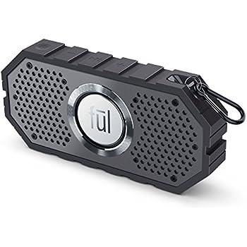 Amazon.com: Ful portable Rugged wireless Bluetooth speaker