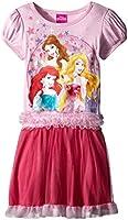 Disney Girls' Princess Tutu Dress