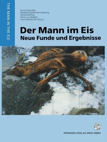 Der Mann im Eis (The Man in the Ice, Band 2)