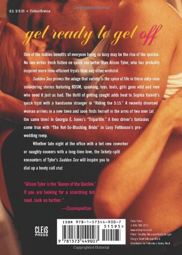 Sudden Sex: 69 Sultry Short Stories