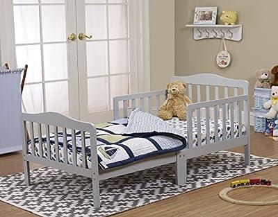Orbelle 3-6T Toddler Bed - Grey