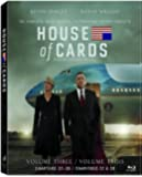 House of Cards: The Complete Third Season Bilingual [Blu-ray]