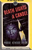 Front cover for the book Death Lights a Candle by Phoebe Atwood Taylor