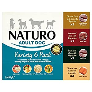 Naturo Dog Food To Buy Uk