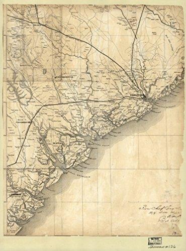 1860 Map - 1