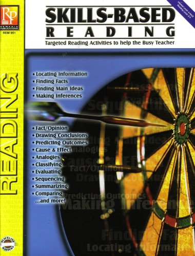 Remedia Skills Based Reading (Skills-Based Reading Level 2-3)