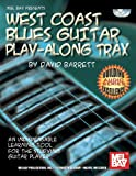 West Coast Blues Guitar Play-along Trax, David Barrett, 0786676701