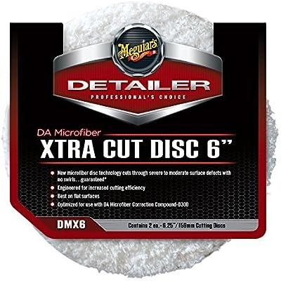 Meguiars 6 DA Microfiber Xtra Cut Disc DMX6