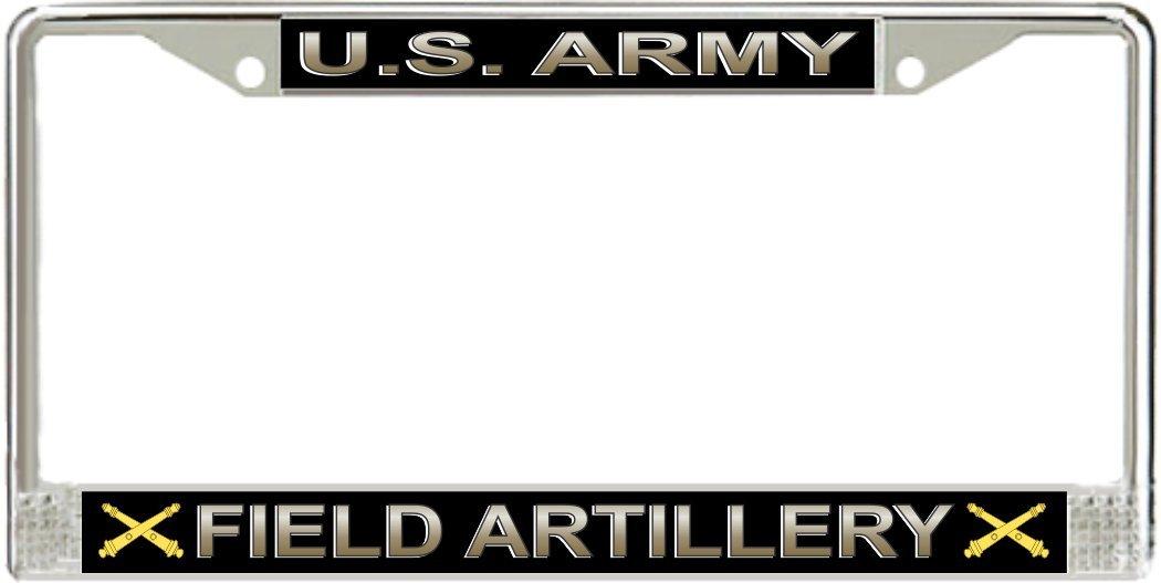 Amazon.com : MilitaryBest U.S. Army Field Artillery License Plate ...