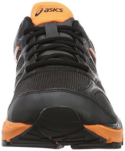 Pour tx Vif pulse Hommes G Chaussures Gel noir Asics Noir Orange 8 Course De Argent w0q14Z8