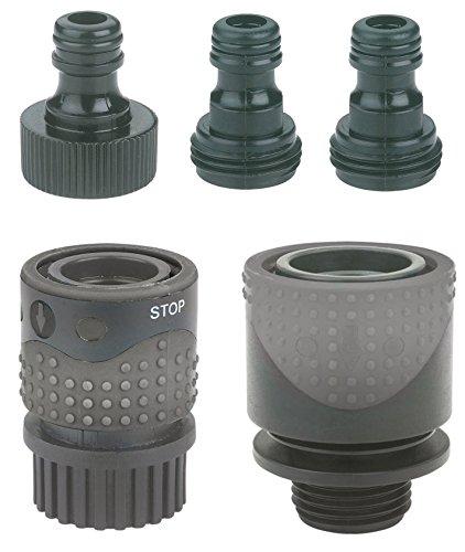 faucet connector plastic - 3