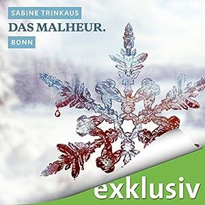 Das Malheur. Bonn (Winterkrimi) Hörbuch