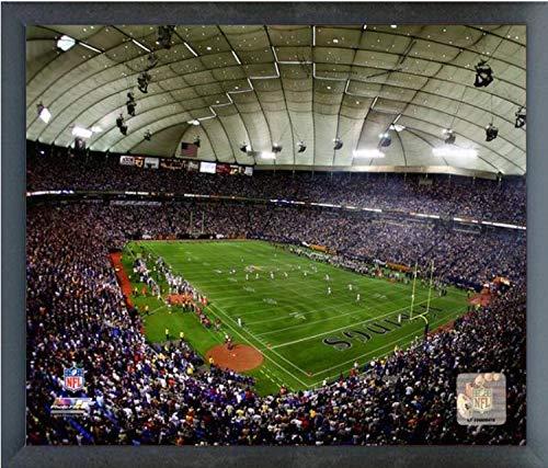 Minnesota Vikings Metrodome Stadium Photo (Size: 17