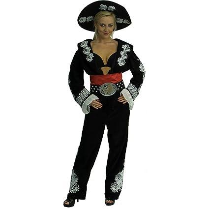 InCogneato - Disfraz de mejicana para Mujer, Talla única ...