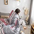 J.H.Longess 柔并暖全棉活性印花秋冬被子 200x230cm 6.5斤 169元包邮(需用码)