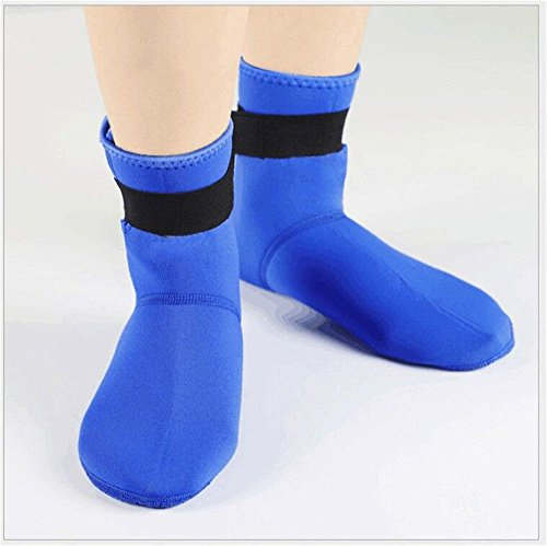 Kids for Swim Yoga Womens Mens SKITCH Outdoor Summer Aqua Surf 7 Socks Beach Blue Shoes Unisex Exercise Water FESgqzx