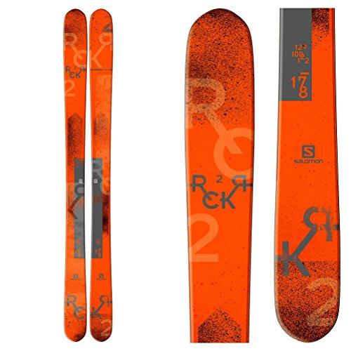 Salomon Rocker2 100 Skis - (Mountain Ski Bindings)