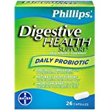 Phillips Digestive Health Support Probiotic Capsule, 26 Count