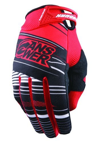 (Answer Syncron Gloves Red XXL/XX-Large)
