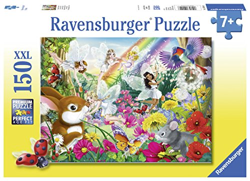 Ravensburger Magical Forest Fairies Jigsaw Puzzles (150 - 150 Piece Puzzle