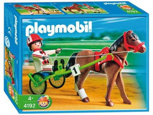 Playmobil Trotting Racer Pony Set -