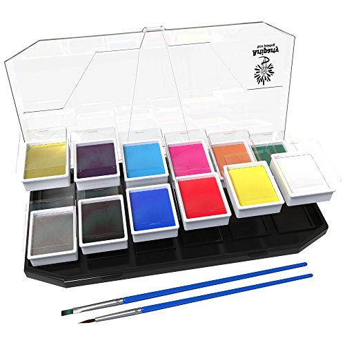 Face Paint Professional Palette Artiparty product image