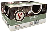 Victor Allen Coffee, Kona Blend Single Serve K-cup, 80 Count (Compatible with 2.0 Keurig Brewers)