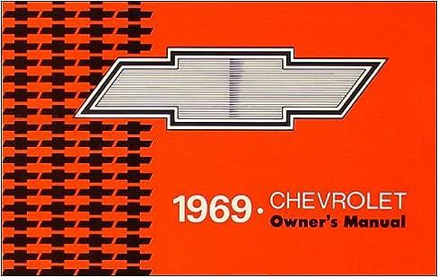 Motors Other Car Manuals research.unir.net CHEVROLET 1969 Car ...